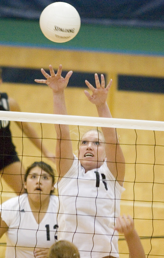 Jessica Plemel looks to make the block