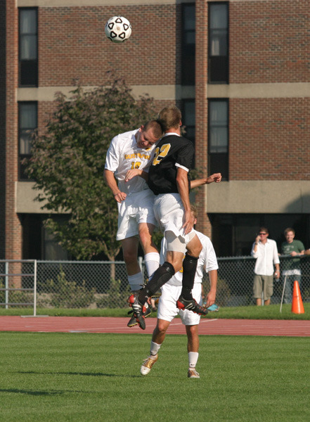 Bobby Kroog leads all Gusties with 11 goals.