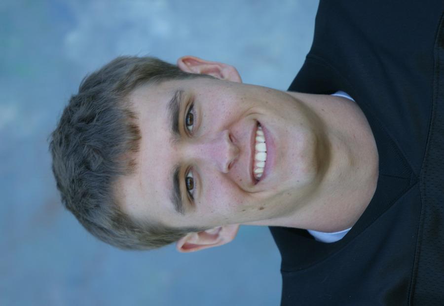 Sophomore quarterback Jordan Stolp