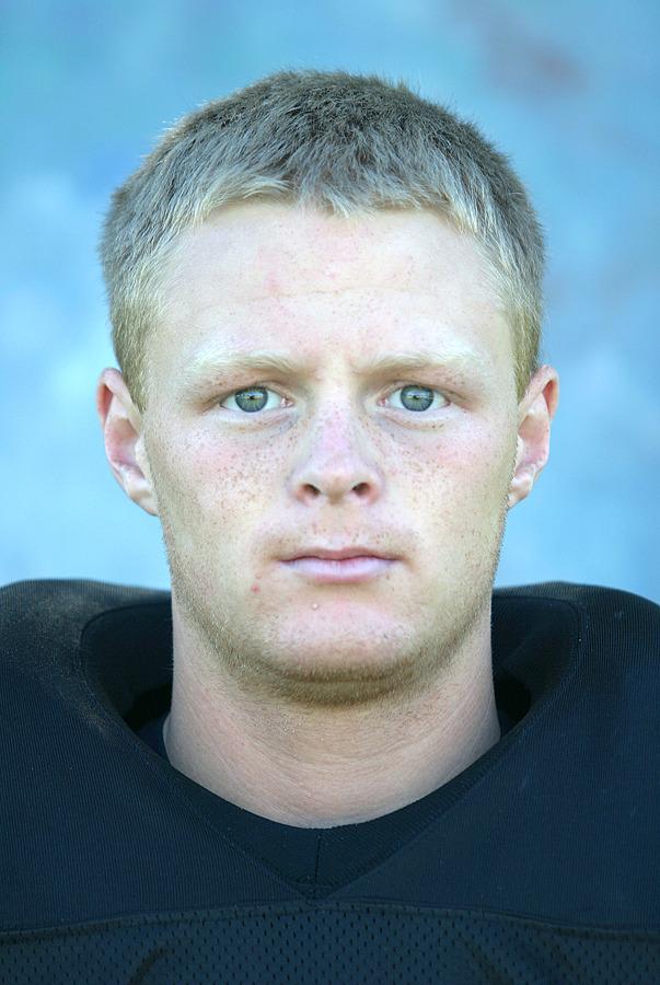 Sophomore linebacker Jared Sieling