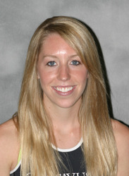 Senior Kourtney Joyce placed ninth in the 3000 Steeplechase at last year's NCAA Outdoor Championships.