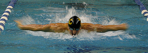 The Gusties have also posted the top time in the 200 free relay and 400 free relay this season.