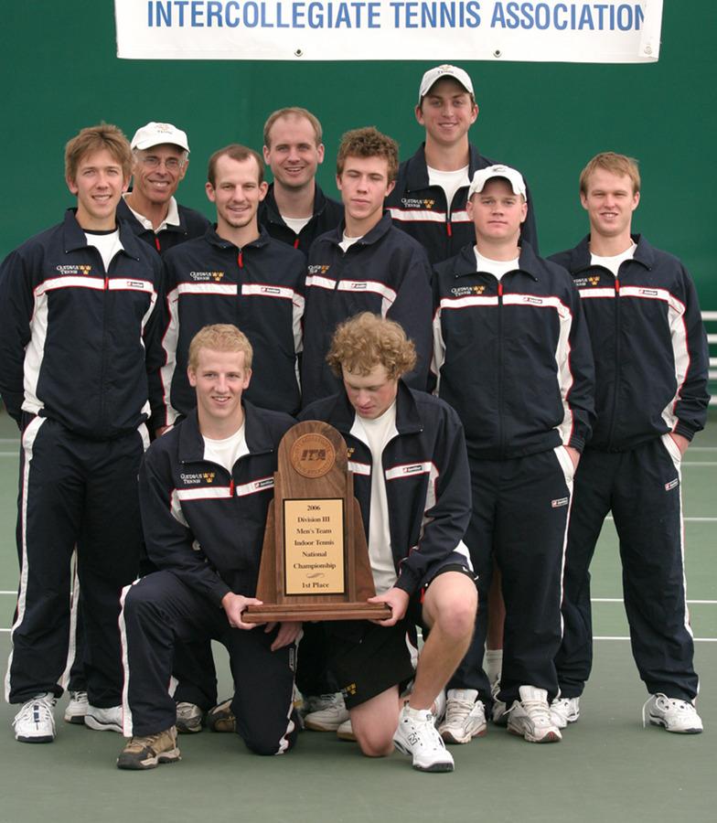 2006 ITA Indoor Champions - Gustavus Adolphus