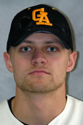 Senior baseball player Aaron Madson has been named MIAC Baseball Player of the Week.