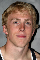 Jered Hokenson finished second in the 2006 MIAC Decathlon.