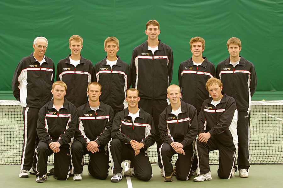 2006 Gustavus men's tennis team
