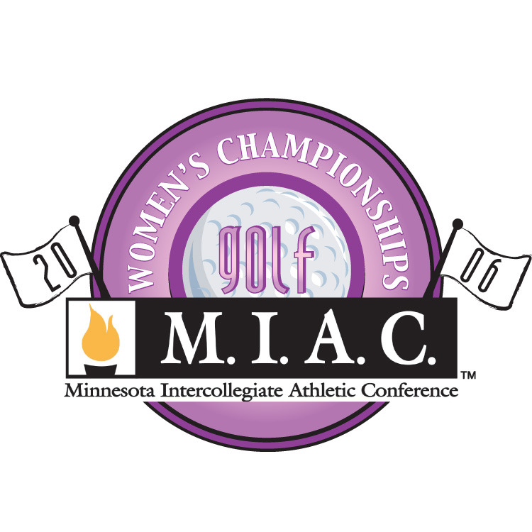 The Gustavus women's golf team placed second at the 2006 MIAC Women's Golf Championships.