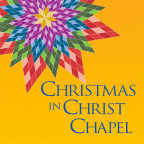 Christmas in Christ Chapel at Gustavus Adolphus College will be held Dec. 1-3.