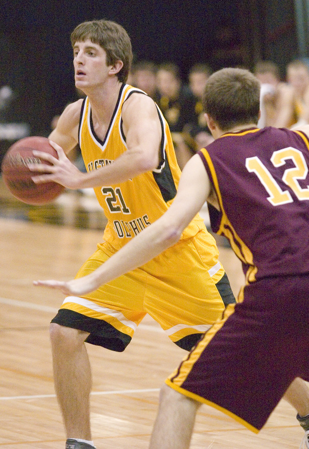 Jesse Van Sickle had 12 points for Gustavus.