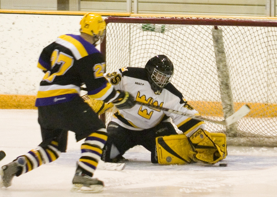 Kevin Johnson comes up with another big save for the Gusties.