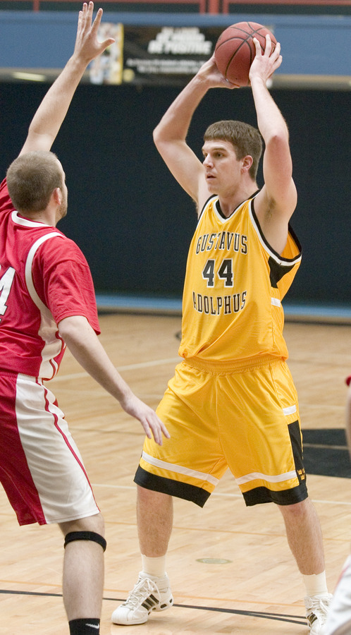 Phil Sowden recorded his sixth career double-double with 21 points and 10 rebounds.