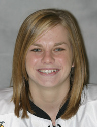 Three-time All-MIAC selection Molly Doyle