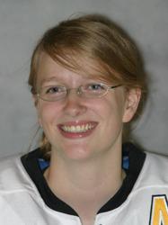 2007 RBK Hockey Division III Women's All-American Margaret Dorer