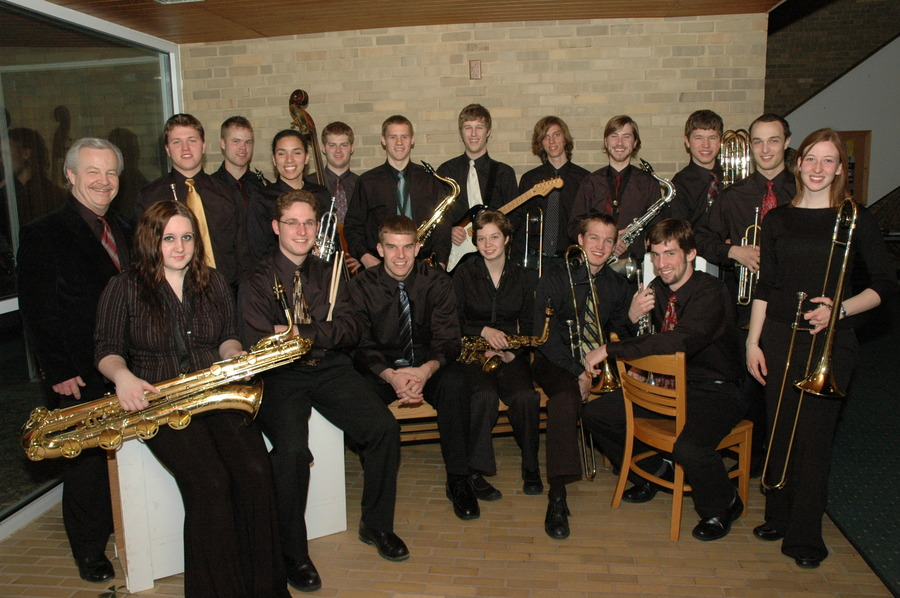 Gustavus Jazz Lab Band