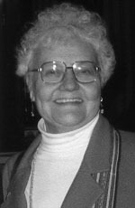 Dr. Mary K. Nelson ('61)