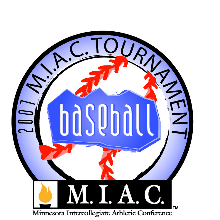 The Gustavus Adolphus baseball team will participate in the MIAC Post-Season Baseball Tournament May 11-13.