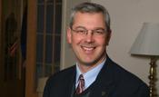 Associate Dean Mark Braun has been at Gustavus since 1990