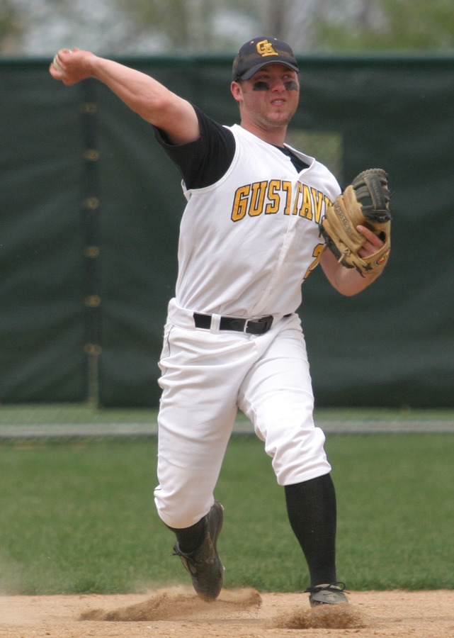 Konicek was also named to the D3baseball.com All-America Second Team last week.