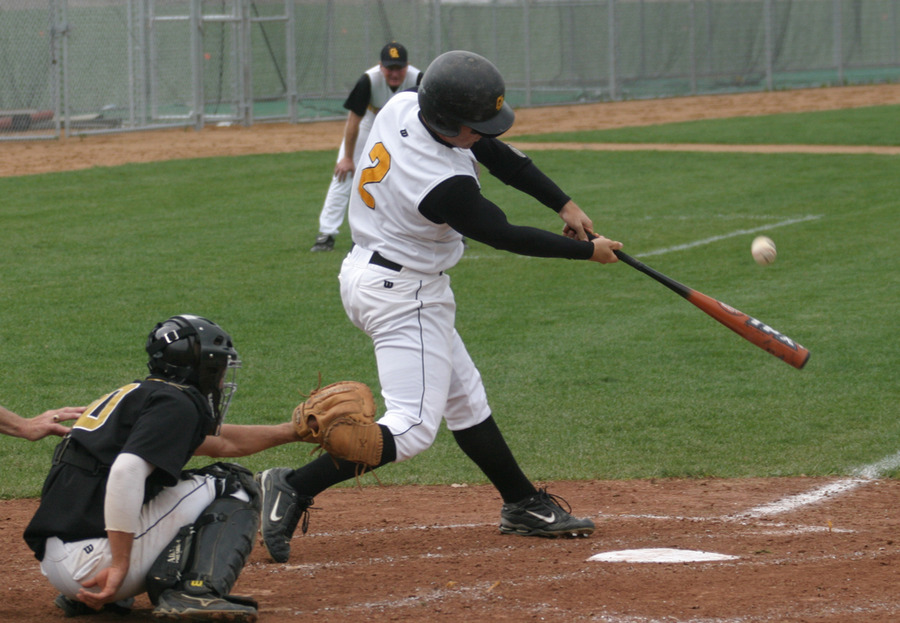 Konicek finished his career as Gustavus' all-time leader in career batting average, hits, triples, RBI, and runs scored.