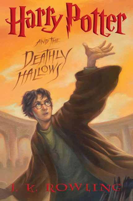 Harry Potter and the Deathy Hollows is the seventh and final book in J.K. Rowling's popular series.