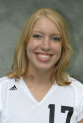 Senior Outside Hitter Andrea Kron