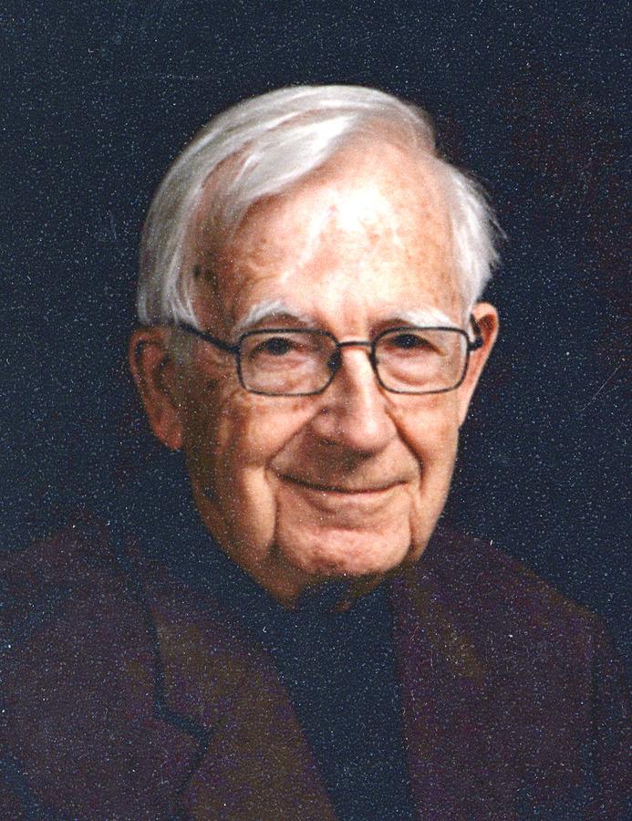 Former religion professor Robert Esbjornson.