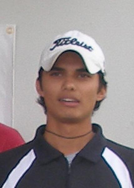 2007 MIAC Individual Medalist Ajeetesh Sandhu