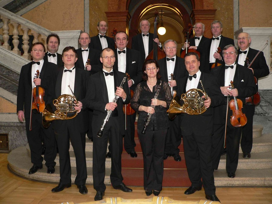 The Czech Philharmonic Chamber Orchestra at Gustavus