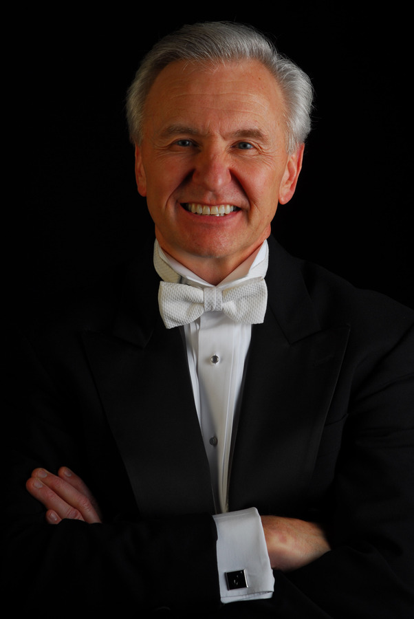 Honor Band Festival Director Douglas Nimmo