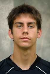 Mike Butterworth was named MIAC Men's Soccer Athlete of the Week.