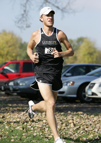 Chris deLaubenfels won the MSU-Mankato Open.  (Photo courtesy of Sport PiX Photos)