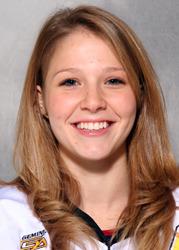 Senior Captain Laura Vannelli