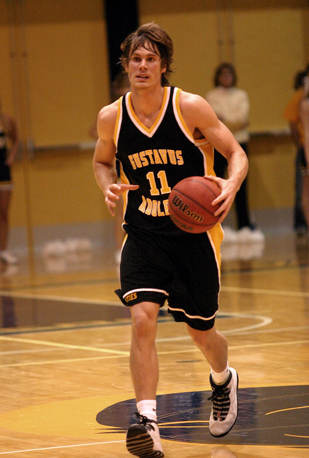 Senior wing Trevor Wittwer needs 47 points to reach the 1,000 point plateau.