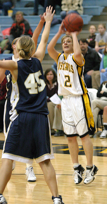 Vadnais has compiled 1,761 points in her career at Gustavus.