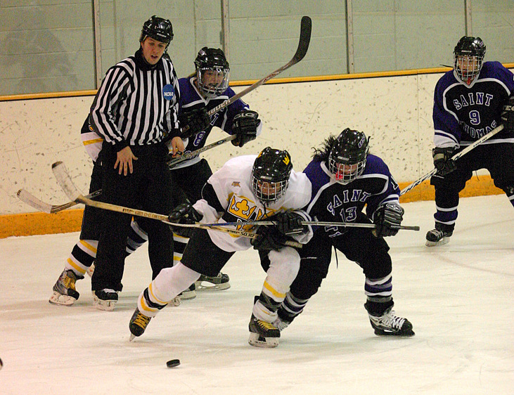 Gustavus and St. Thomas have met in the last six MIAC championship games.