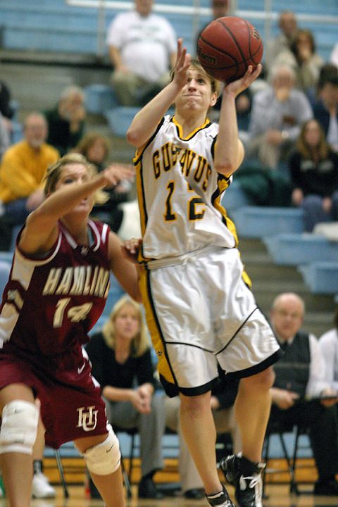 Vadnais scored over 500 points in each of her junior and senior seasons.