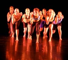The dance Vigorous Incubation was selected outstanding student performance and received a bid to perform at nationals in June.