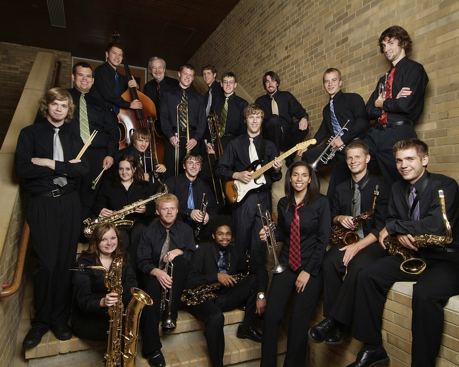 The Gustavus Jazz Lab Band in Concert Saturday