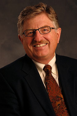 The Rev. Jack Fortin will deliver the keynote address at this year's Association of Congregations Convention.