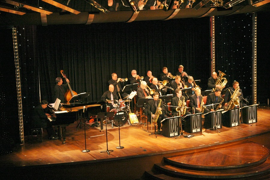 The Mike Vax Big Band in Concert