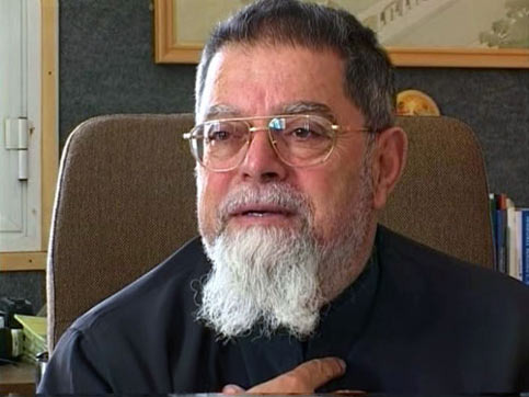 Archbishop Elias Chacour will visit Gustavus on Monday, May 12.