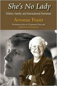 Arvonne Fraser will speak at this year's Spring Author Day.