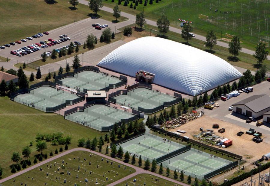 Gustavus To Host Ncaa Women S Tennis Championships