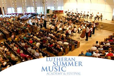 Lutheran Summer Music at Gustavus