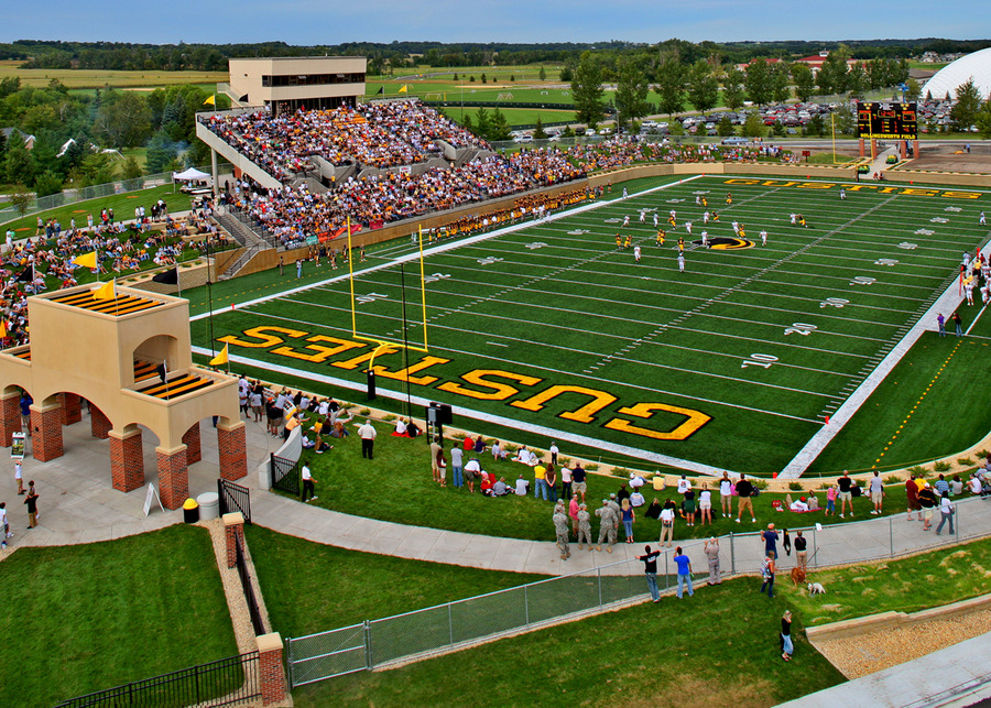 Gustavus Stadium and Lloyd Hollingsworth Field