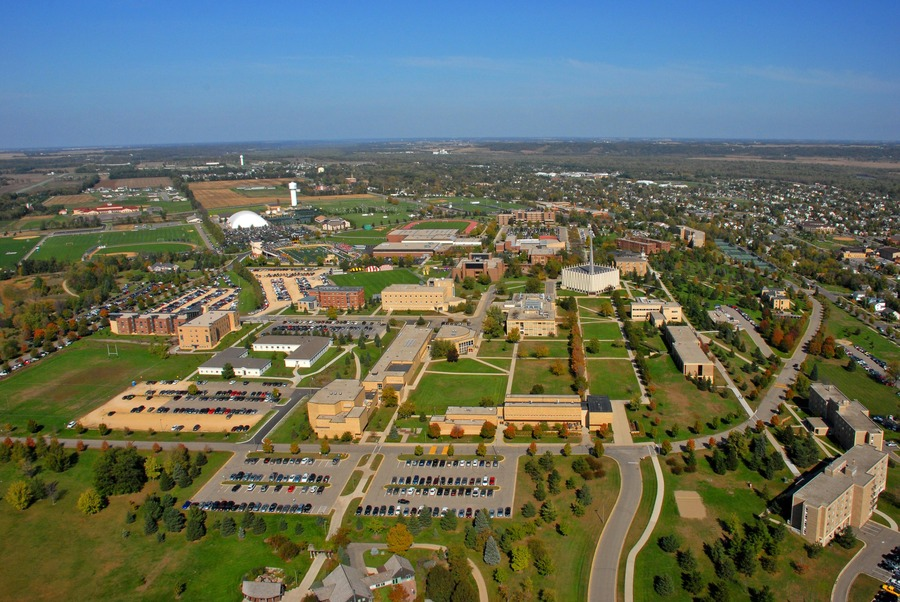 Gustavus named one of America's Best Colleges by Forbes.com