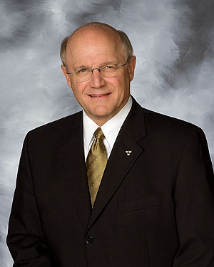 President Jack R. Ohle