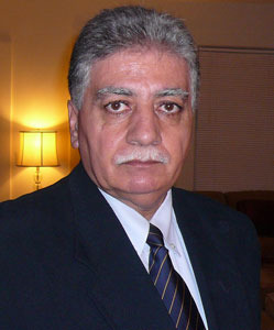 Dr. Donny George Youkhanna is the former director general of the National Museum in Baghdad.