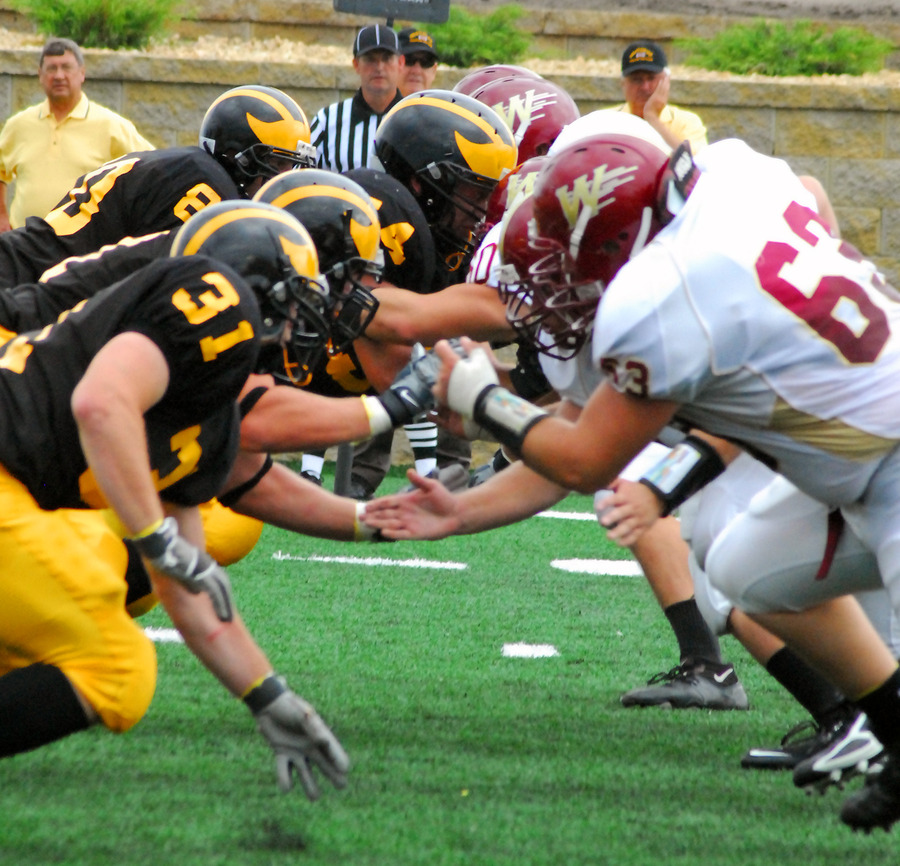 The 2008 football season starts Saturday.
