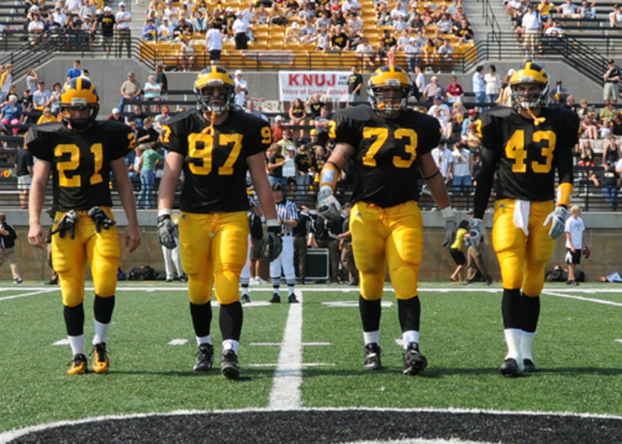 2008 Football Captains